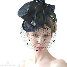 Best Feather Hat Products on Wanelo