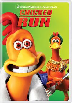 Confessions of a Frugal Mind: Chicken Run on DVD $4.99