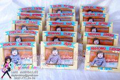 Christening Bapstimal Baby Souvenir - Clayland Souvenir Shop Polymer Clay Princess, Property Rights, Christening, Concept, Baseball Cards, Toys, Artist, Shop, Baby