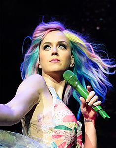 Katy Perry's #rainbowhair https://www.rainbowhaircolour.com/2015-hair-trends-forcast/