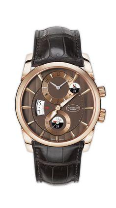 TONDA HEMISPHERES ROSE GOLD HAVANE | Parmigiani Fleurier Watches