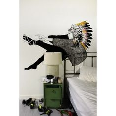 Blik Wall Decal - I Never Saw the Sign #blikwalldecals