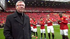 Sir Alex leaves after this weekend, but he won't be forgotten like the others may have.  Source: BBC