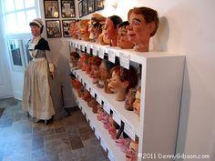 Vent Haven Museum, Fort Mitchell, Kentucky, USA
