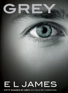 GREY, a retelling of Fifty Shades from Christian's perspective, will be released June 18th! (Just in time for his birthday!)