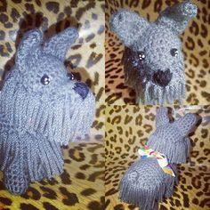 Un lindo perrito los saluda!! #amigurumi #crochet #tejido #handmade  #amigurumis #amigurumiaddict #amigurumicrochet #amigurumilove #hechoamano #Handmadewithlove #amigurumidoll #crochetdoll #enjoythelittlethings #snauzer #Dog #Crochetdog #littledog #schnauzer #schnauzerdog
