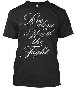 Love alone is Worth the Fight | Teespring Switchfoot lyrics!