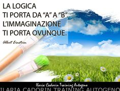 immaginazione, fantasia, libertà, ilaria cadorin training autogeno