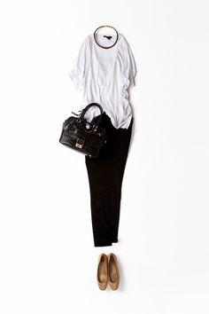 Kyoko Kikuchi's Closet | ヴィンテージでハードさのあるブラック&ホワイト
