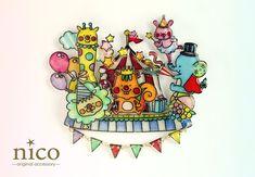 Minne, Candy Colors, Twinkle Twinkle, Mermaid, Accessories, Jewelry, Jewlery, Bijoux, Schmuck