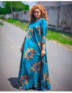 New Style Kitenge Maxi dresses - fashenista Long African Dresses, Latest African Fashion Dresses, African Print Dresses, African Print Fashion, Kitenge, African Attire, African Wear, Mode Russe, African Fashion Designers
