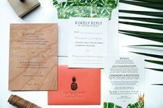 Prim & Pixie Custom Wedding Stationery | Los Angeles, CA