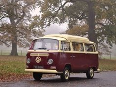 1972 dormobile campervan Custard Campers - gorgeous! - RePinned by Leisure Hubs