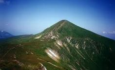 Goverla, the highest spot in Ukraine