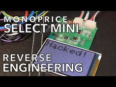 MP Select Mini was Hacked using Reverse Engineering by Robin Reiter