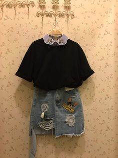 Adorable outfit of clothing from Mori Zakka  https://www.facebook.com/morizakka/
