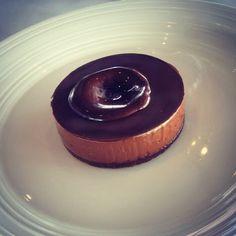 8 layer chocolate cake from Quay....yummm