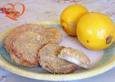 Melanzane impanate al forno http://www.cuocaperpassione.it/ricetta/732f1f4c-9f72-6375-b10c-ff0000780917/Melanzane_impanate_al_forno