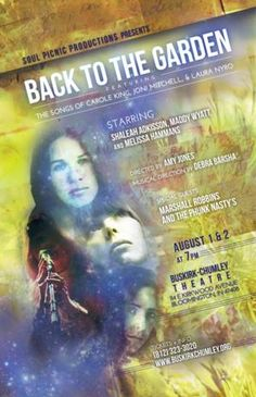 Soul Picnic Productions to Bring 'BACK TO THE GARDEN' to Buskirk-Chumley Theatre, 8/1-2