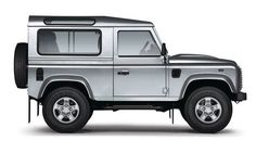 The Land Rover Defender vs the Jeep: both get a high-tech makeover but which is best off-road? Land Rover Defender 110, Landrover Defender, Defender 90, Off Road, Motorcycle Style, Station Wagon, Range Rover, Jeep Wrangler, Cool Toys