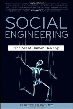 Social Engineering: The Art of Human Hacking by Christopher Hadnagy, http://www.amazon.com/dp/0470639539/ref=cm_sw_r_pi_dp_kqqnsb0B7G2KS