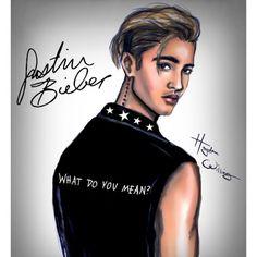 Justin Bieber #WhatDoYouMean ? by Hayden Williams