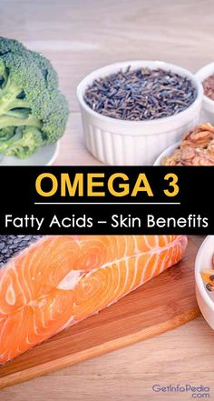 fatty acids not only target just one part of the body but are beneficial from head to toe. Foods like salmon, flax seeds, walnuts are rich source . Omega 3 Foods, Food Hacks, Workout, Benefit, Skin Care, Fruit, Target, Toe, Nails