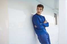 Alexandre Cunha Takes in Summer with Forbes España - The Fashionisto