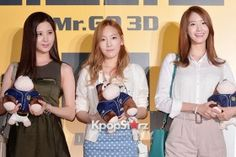 Girls' Generation(SNSD) #Taeyeon #Yoona and #Seohyun Attend Movie 'Mister Go' VIP Press Conference [PHOTOS] More: http://www.kpopstarz.com/articles/34087/20130710/girls-generation-taeyeon-yoona-seohyun-mister-go-vip-premiere-vip-red-carpet-photoslide.htm