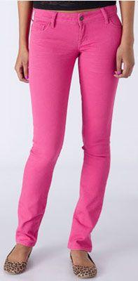3 cute ways to wear pink pants