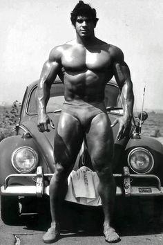 The Original Hulk, Lou Ferrigno. What a great guy!