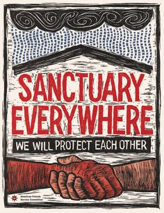 Help to promote Sanctuary Everywhere | American Friends Service Committee