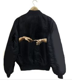 cettemode: Made By Artists | Bomber jacket limited edition | http://madebyartists.us/ use this code to get a 10% discount : code = F8A3G4