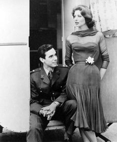 The beautiful model Suzy Parker and husband Bradford Dillman married 1963 till Her death 2003.