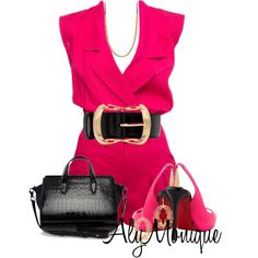 Untitled #737, created by alysfashionsets on Polyvore