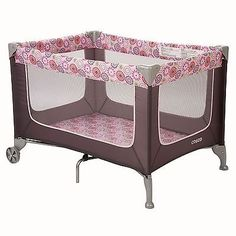 Cosco Portable Crib Bassinet Infant Toddler Bab... - Exclusively on #priceabate #priceabateBaby! BUY IT NOW ONLY $40.92