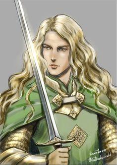 Glorfindel Slayer of Balrogs