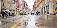 İstiklal Caddesi tekrar kazılıyor... İstanbul Büyükşehir Belediyesi (İBB), kentin kalbi sayılan Beyo...