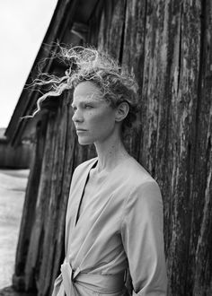 Marianne Schrøder by Janne Rugland for Renaissance magazine