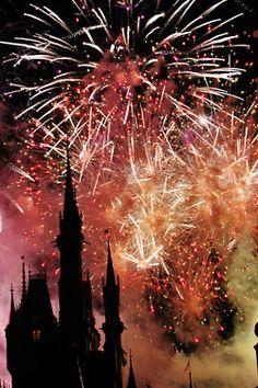 Disney World - Best Fireworks...EVER!!