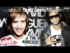 David Guetta feat. Usher - Without You ¶ The music video is apparently on its way, but I just got into the song tonight.