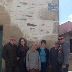 Visitando a raiz da Família Cabral na Aldeia de Barcos ! #Barcos#familiacabral#douro #vizeu #portugal #aldeiadebarcos by filcabral