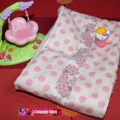 Snood enfant en tissu coton imprimé - épais et chaud