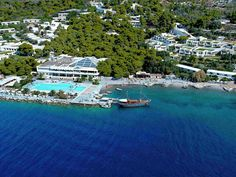 Poseidon Resort Hotel 5 Stars luxury hotel villa in Loutraki Offers Reviews