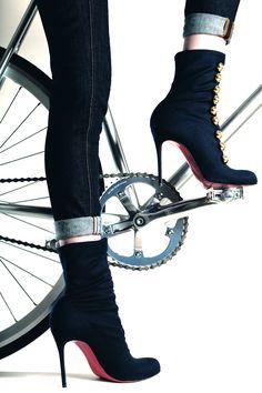 ~ ♥ Stilettos~Pumps~Heels ♥ ~   *Christian Louboutin