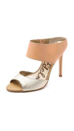 Sam Edelman Scotti Open Toe Mule Sandals |