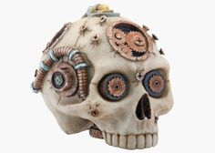 Steampunk Your Halloween with These Creepy Steampunk Decorations ...