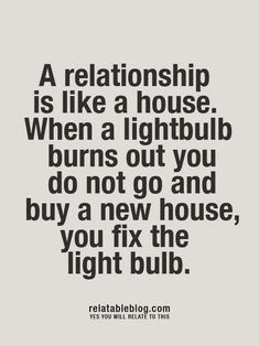 building a relationship