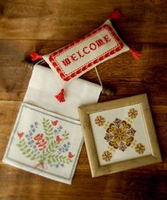 Cross stitch goods of ticroixr.