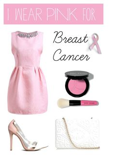 """Pink For The Ladies!"" by zooshoo ❤ liked on Polyvore featuring Bling Jewelry, Cape Robbin, Bobbi Brown Cosmetics, Anya Hindmarch, women's clothing, women, female, woman, misses and juniors"